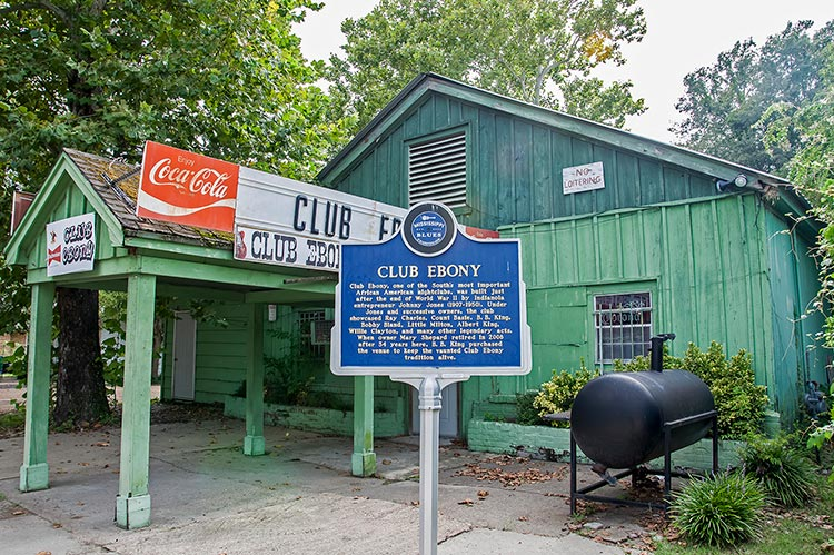Club Ebony, Indianola, Mississippi