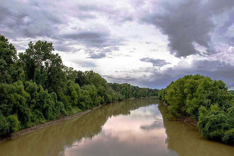 Tallahatchie River, Money, Mississippi