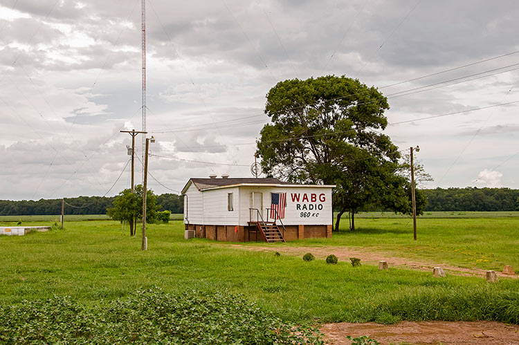 WABG radio, Greenwood, Mississippi