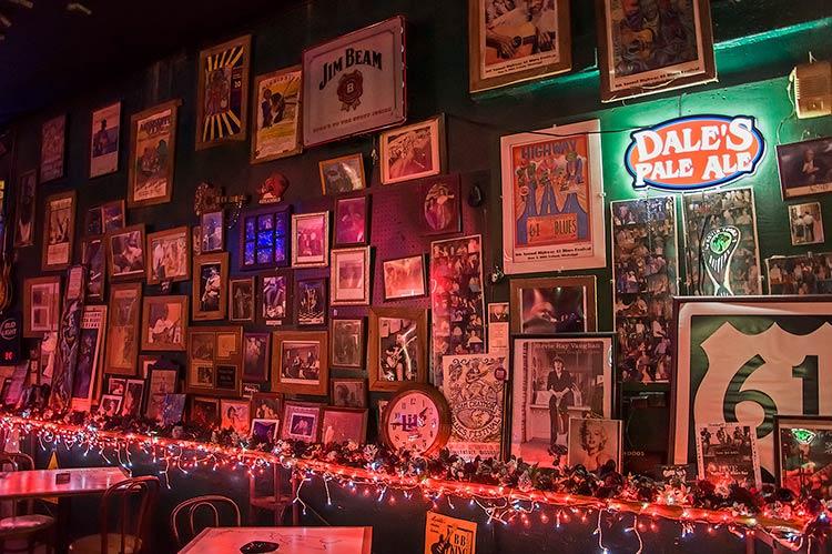 Walnut Street Blues Bar, Greenville, Mississippi