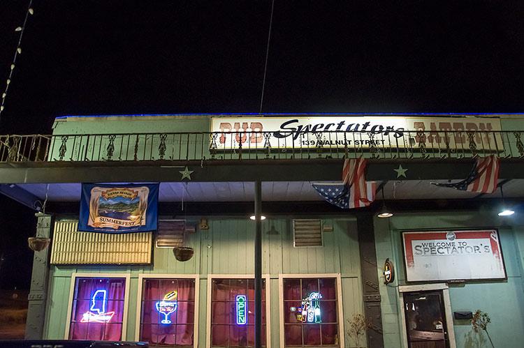 Spectators Pub, Walnut Street