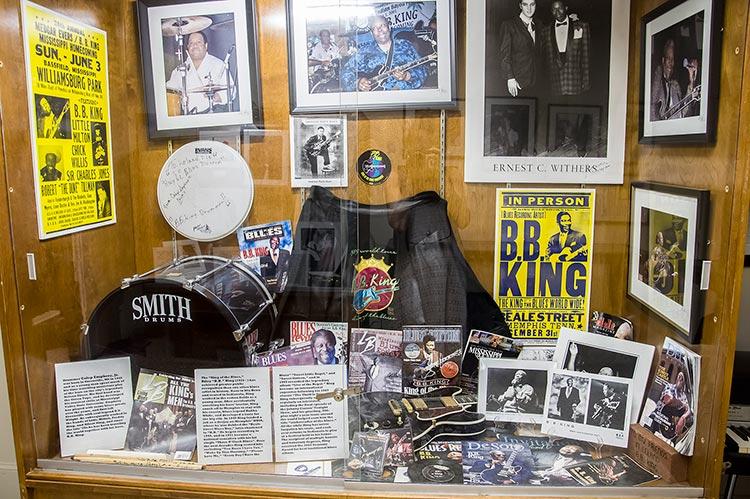 Highway 61 Blues Museum, Leland, Mississippi