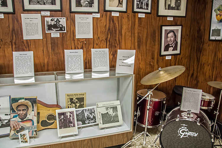 Highway 61 Blues Museum, Leland