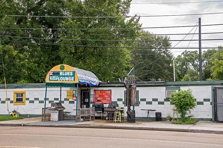 61 Blues Club, Leland, Mississippi