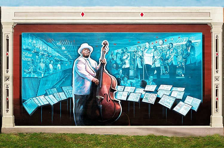 Willie Dixon mural