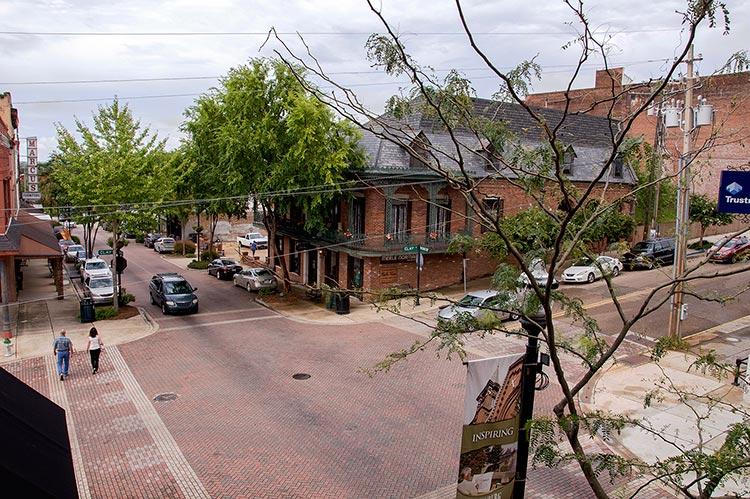 Historic District, Vicksburg