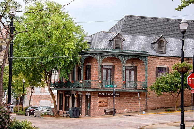 Historic District, Vicksburg, Mississippi