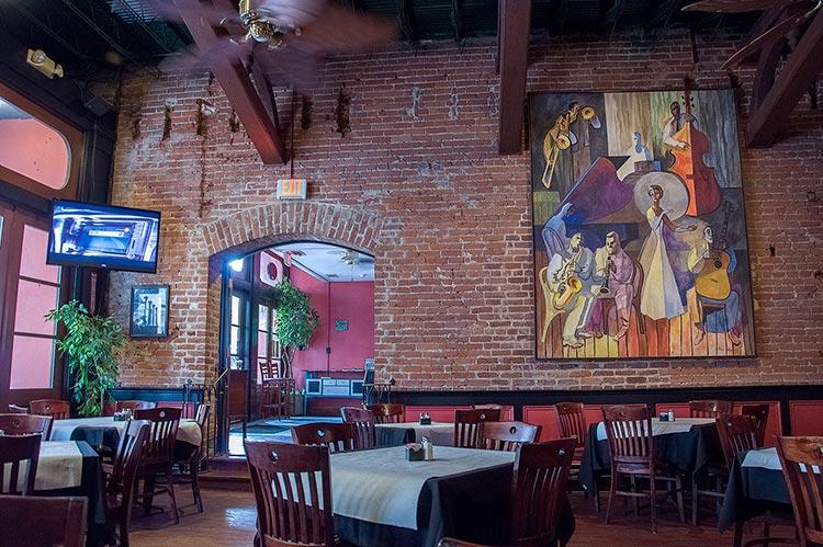 KJ's River Town Grille, Vicksburg, Mississippi