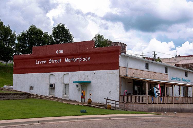 Levee Street Marketplace