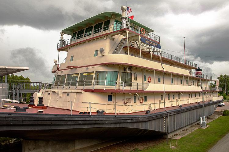 Motor Vessel Mississippi IV