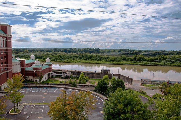 Riverfront, Vicksburg