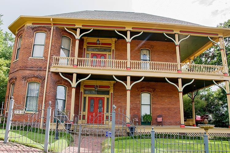 Old house, Vicksburg