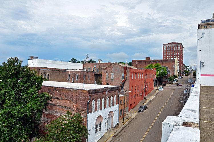 Clay Street, Vicksburg