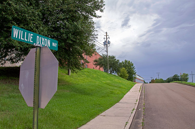 Willie Dixon Way, Vicksburg, Mississippi