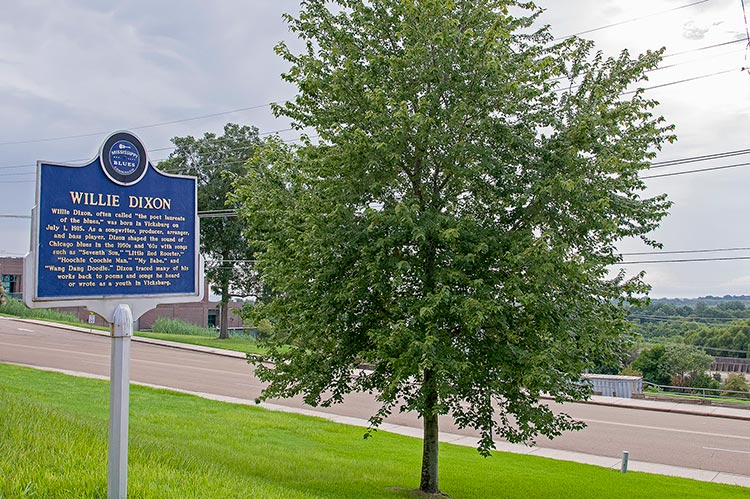 Willie Dixon marker