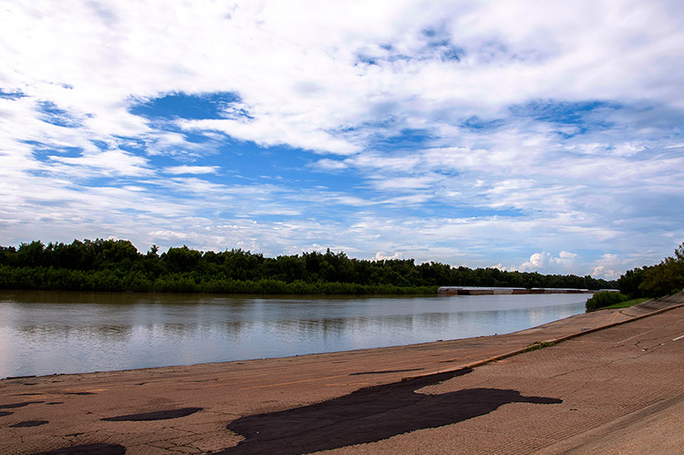 Yazoo River, Vicksburg