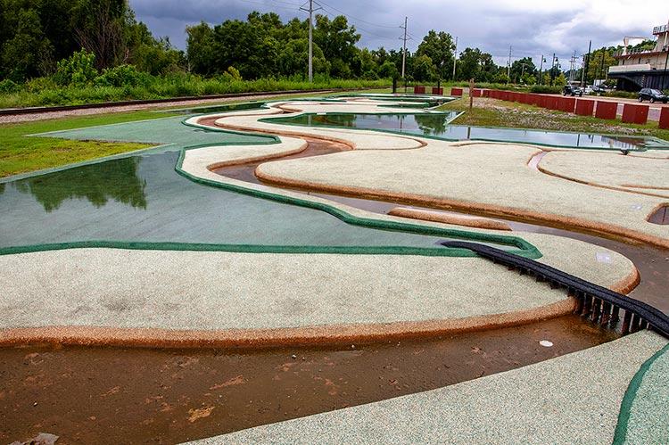Mississippi River Flood Model