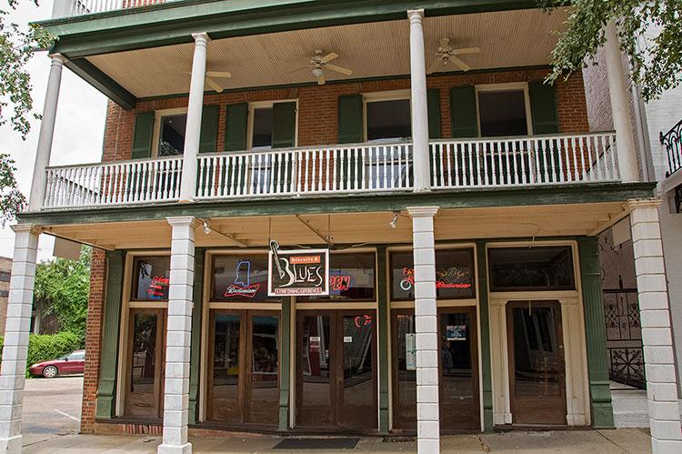 Biscuits & Blues, Natchez, Mississippi