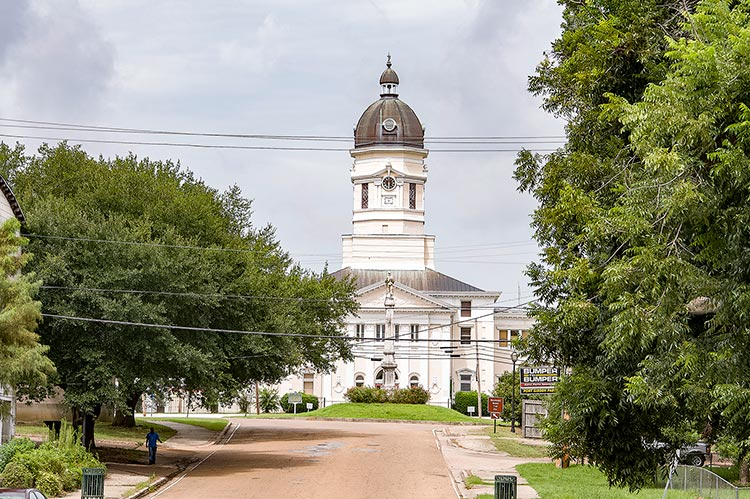 Claiborne County Courthouse, Port Gibson