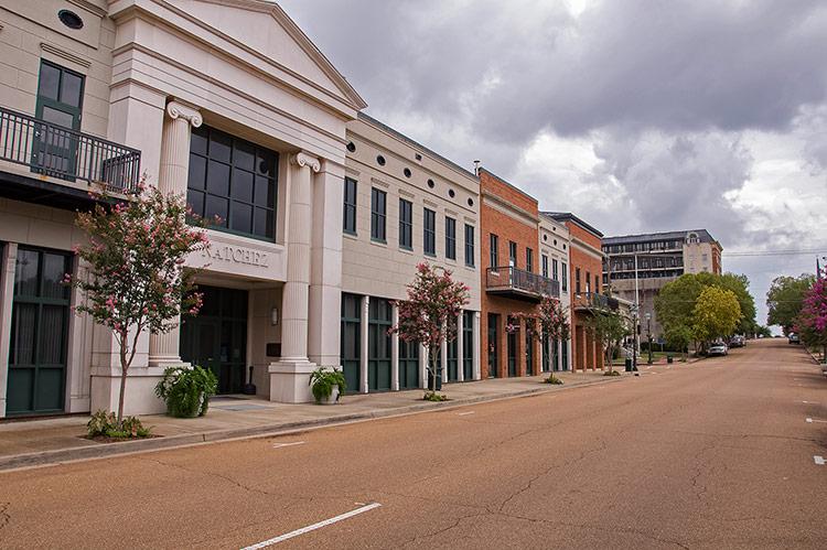 Main Street, Natchez, Mississippi