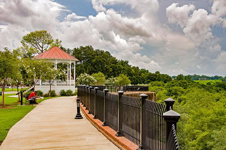 Bluff Riverside, Natchez, Mississippi