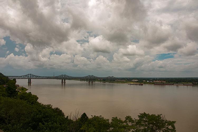 Natchez-Vidalia Bridge, Mississippi