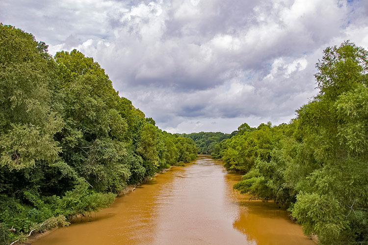 Big Bayou Pierre, Natchez Trace, Mississippi