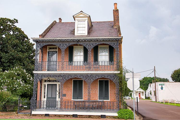 Historic District, Natchez, Mississippi