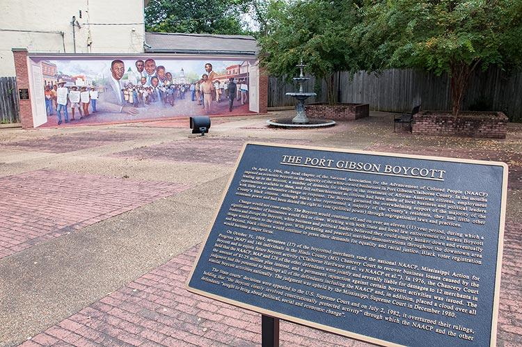 The Port Gibson Boycott, Port Gibson, Mississippi