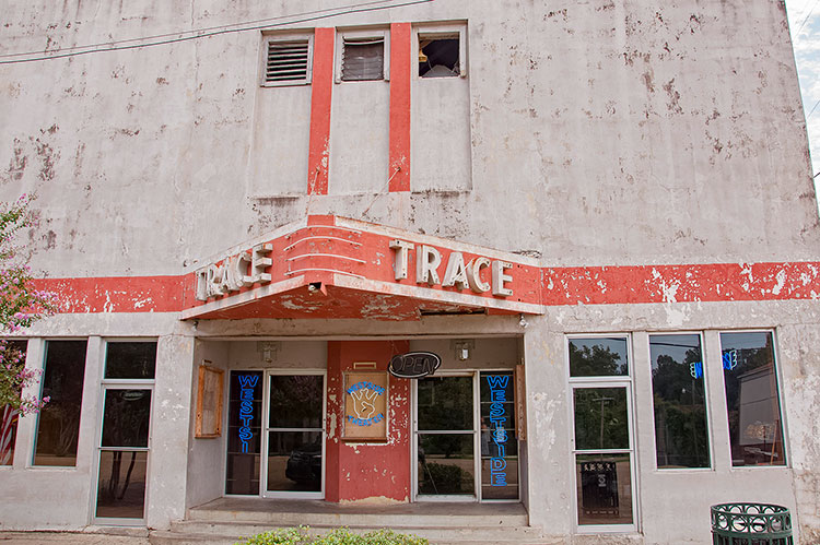 Trace Theather, Port Gibson, Mississippi
