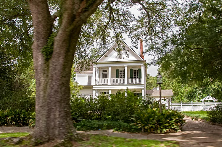 Port Gibson Historic Homes