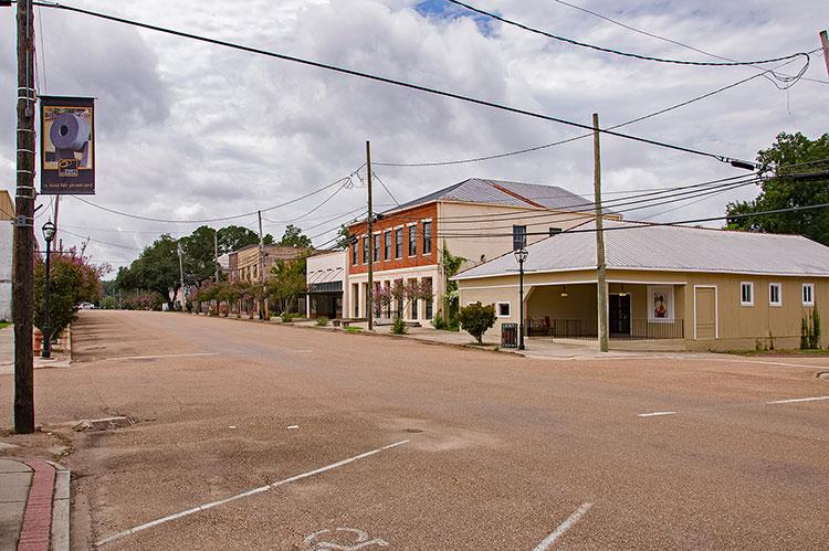 Market Street, Port Gibson