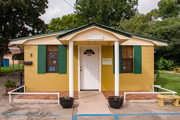 Rhythm Night Club Museum, Natchez, Mississippi