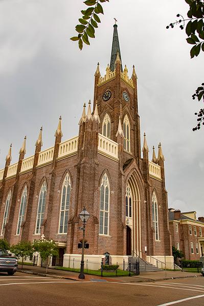 St Mary Basilica, Natchez, Mississippi