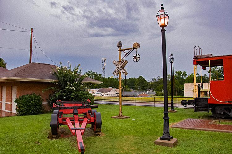 station, Hazlehurst, Mississippi