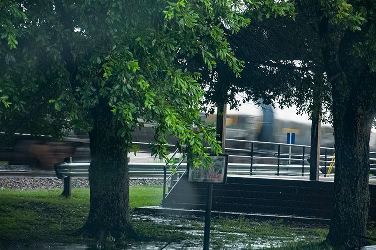 train, Hazlehurst, Mississippi