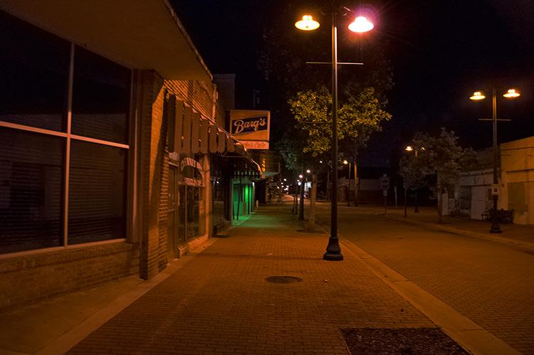 Farish Street, Jackson, Mississippi