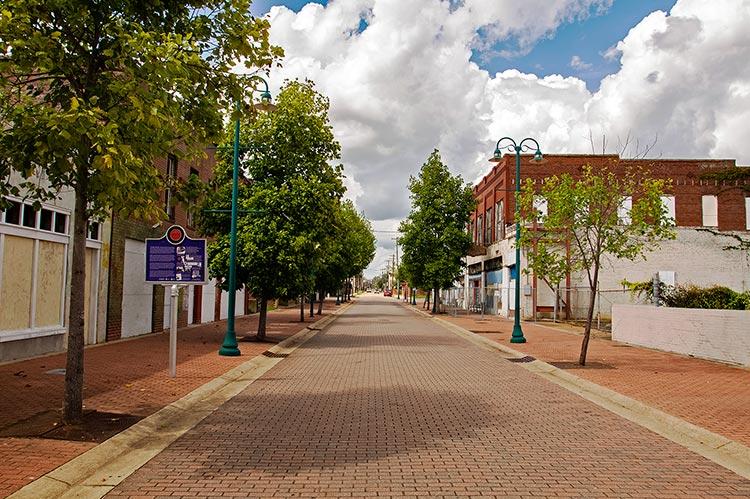 Farish Street, Historic District