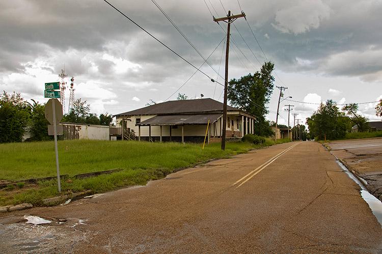 South Roach Street, Jackson, Mississippi