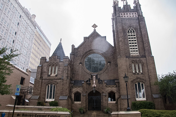 St Andrew's Episcopal Cathedral, Jackson, Mississippi