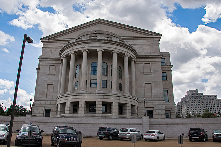 Supreme Court of Mississippi, Jackson