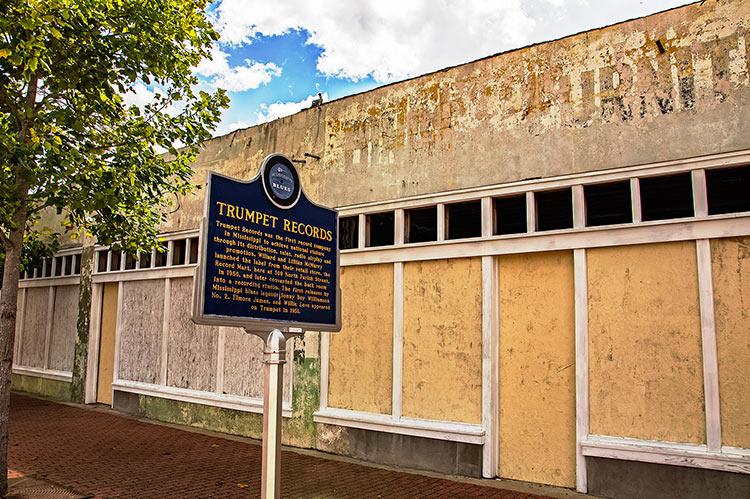 Trumpet Records, Jackson, Mississippi