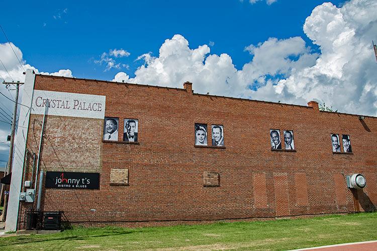 former Crystal Palace, Jackson, Mississippi