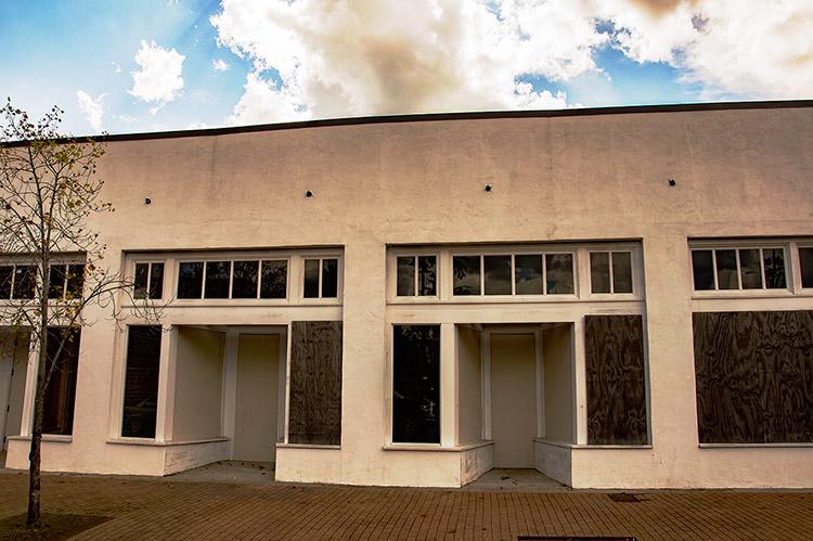 former Johnny Vincent's Record Shop
