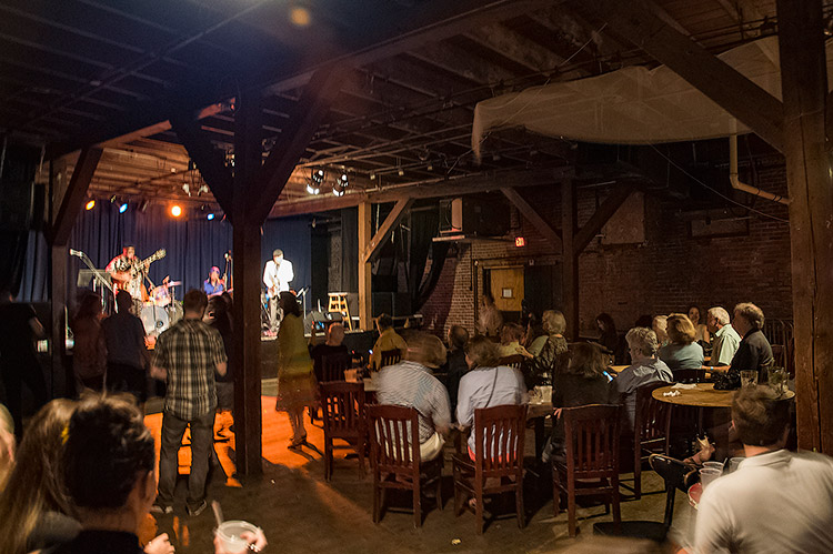 Jesse Robinson Band, Hal & Mal's, Jackson, Mississippi