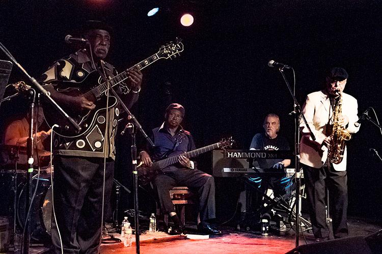 Jesse Robinson Band