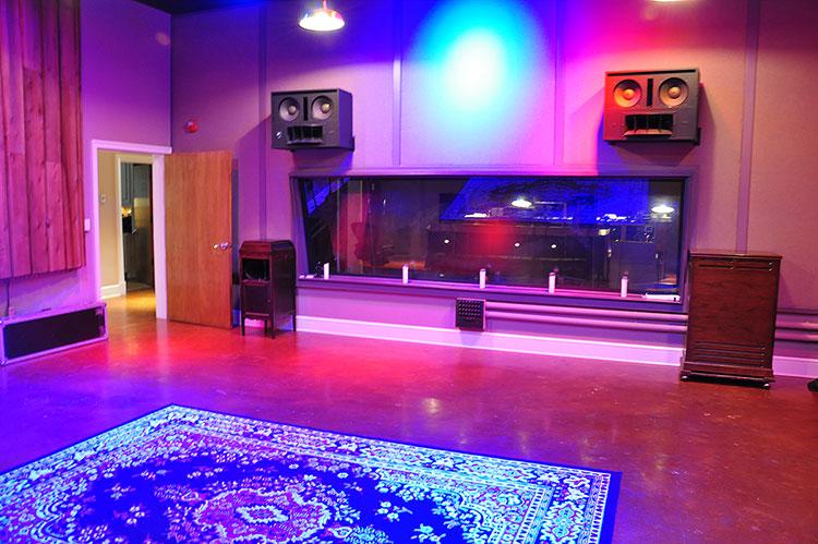 Malaco Records, studio