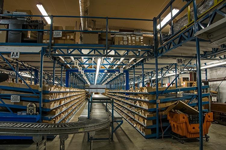 Malaco Records, warehouse
