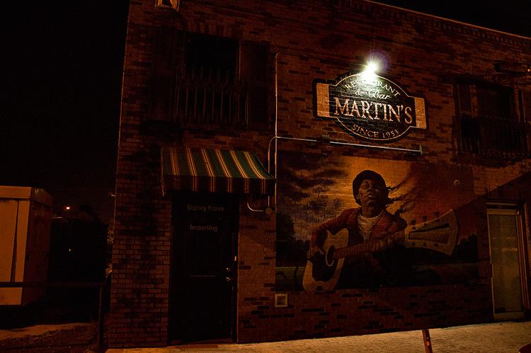 Martin's, Jackson, Mississippi