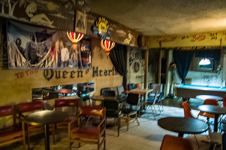 Queen of Hearts, Jackson, Mississippi